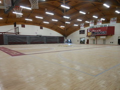 Fieldhouse Gym (facilitiesservices) Tags: athletic projects