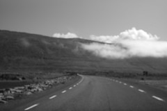 Another trip before today (Alexandre Dulaunoy) Tags: voyage road trip travel bw cloud blur clouds iceland noiretblanc fuzzy nb noirblanc sooc anothertripbeforetoday
