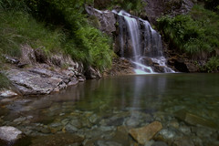 Waterfall (Simone R) Tags: waterfall verzasca lake alps water beautyofwater nature longexposure nd ndfilter
