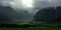 Byrkjelo in Norway: Birthplace of Vikings (Photo: iphone6+) (JRJ.) Tags: norge norway landscape nature vikings explorers visitnorway mountains weather