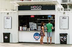mogo (mfauscette) Tags: 35mm fsc ishootfilm istillshootfilm kodak kodakportra800 nikon nikonf6 analog asburypark boardwalk film filmisnotdead filmshooterscollective jerseyshore street streetfood