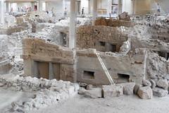 Akrotiri (Steenjep) Tags: ferie holiday santorini greece grækenland akrotiri minoan bronzeage museum burriedvillage volcano