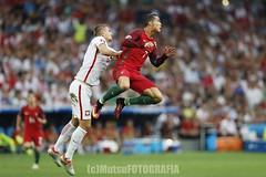 Poland vs Portugal (Kwmrm93) Tags: france sports sport canon football fussball soccer futbol futebol uefa fotball voetbal fodbold calcio deportivo fotboll  deportiva esport fusball  fotbal jalkapallo  nogomet fudbal  euro2016 votebol fodbal