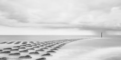 Cloudburst (Dave Kiddle) Tags: david burst cloud davekiddle felixstowe groyne kiddle longexposure sea davekiddlephotography davidkiddle davidstephenkiddle