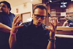 Ingolf Burckhardt (giovanniweiss) Tags: jazzmusic bigband sonya7 sonya7r giovanniweissphotography kln ndrbigband ingolfburckhardt