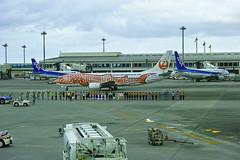 20160707_DP3M9742-color (NAMARA EXPRESS) Tags: travel summer color japan airplane island airport outdoor fine sightseeing sigma okinawa subtropical naha jetplane merrill foveon dp3 nahaairport namaraexp foveonclassicblue