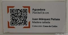 0X7A1252-2 (Archipilago de Gran Canaria) Tags: museo gldar gran canaria escultura escultor