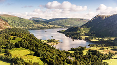 Ullswater (Dave Fieldhouse Photography) Tags: ullswater glenridding lakedistrict lake cumbria nationalpark landscape outdoors countryside walking wildcamp sunshine summer morning