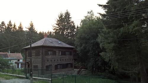 A Kádár-villa Velemben