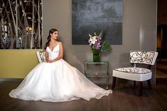 Stephanie (Stelex) Tags: female portrait bride bridal wedding gown woman girl