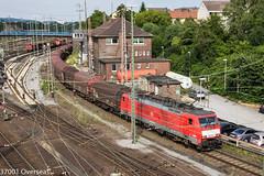 189 025 on EZ 45743 from Kijfhoek arriving at Hagen Vorhalle (37001 overseas) Tags: class189 189025 ez45743 45743 kijfhoek hagenvorhalle hagen db dbschenker dbcargo shimmns