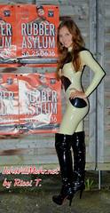 Rubber Asylum, 06/2016. (IchWillMehrPortale) Tags: rubber gummi latex begloss fantasticrubber catsuit party exyriccit fetish glnzend shiny gummierung anders styleplanet extravagant