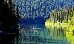 Lightning Lake 2 (ènfin (verna)) Tags: picmonkey gününeniyisi thebestofday panoramafotográfico worldwidelandscapes