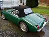 MG-A Verdeck 1955 - 1962