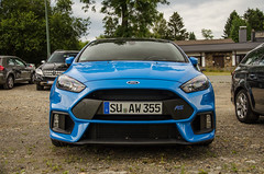Ford Focus RS 2016 (navnetsio) Tags: ford focus rs 2016 blue bleu blauw francorchamps spa spafrancorchamps 24h auto wagen car ai ag autoinformatief autogespot 24 mk3 mk 3