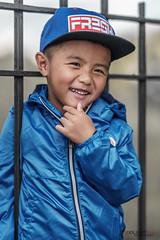 rocking blue (r3ddlight) Tags: sonya6300 sonyphoto sony85mmgm asian a6300 asianboy portrait blue