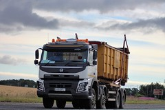 Daviot Farms Limited Volvo FMX K19 DFL (Kilmachalmag) Tags: rollover skip recycling landfill scrap farm