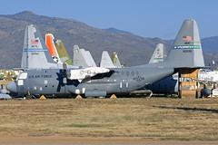 68-10939 C-130E Hercules - Aerospace Maintenance and Regeneration Group (AMARG) - Davis-Monthan AFB, AZ (David Skeggs) Tags: aircraft aeroplane military usaf usairforce davidskeggs amarg amarc masdc boneyard c130 hercules c130e