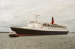 Queen Elizabeth 2 - 158-24 (Captain Martini) Tags: mvmonalisa cruiseships liners cunard qe2 rmsqueenelizabeth2 cruise cruising