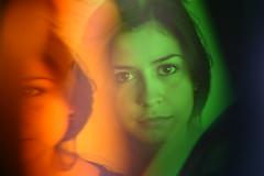 (Carolina Monsalve) Tags: naturallight hoya filter noedition orange green portrait people retrato canon300d canon
