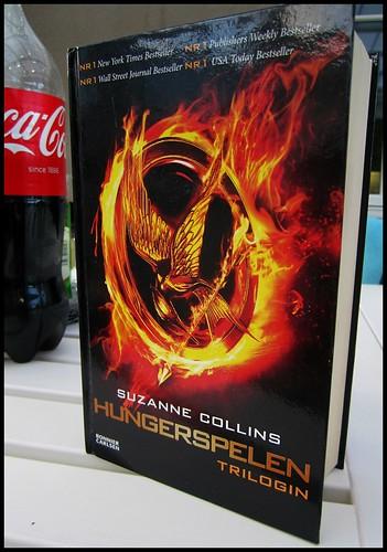 Suzanne Collins book fan photo