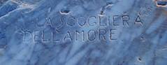 La scogliera dell'Amore (BarbaraBonanno BNNRRB) Tags: stone written scoglieradellamore scogliera scritta incisione marinadimassa massa toscana dellamore bnnrrb