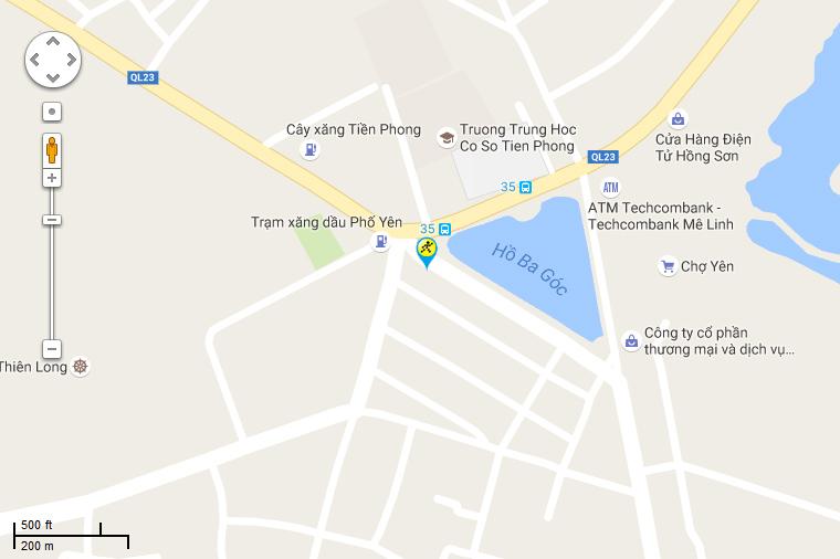 Khai trương siêu thị Điện máy XANH Tiền Phong, Hà Nội