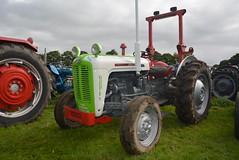 BIGGAR VINTAGE RALLY 2016 (RON1EEY) Tags: biggarvintagerally2016 tractor vintage classic masseyferguson
