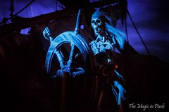 Pirates of the Caribbean Helmsman (TheMagicInPixels) Tags: adventureland darkride magickingdom disney potc piratesofthecaribbean