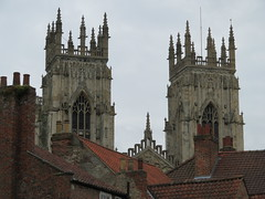 Photo of The Spires of York Minster