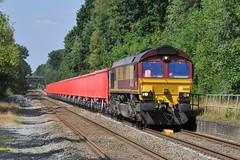 66130 Sutton Park (Paul Baxter 362) Tags: class66 66130 ews dbschenker dbs dbcargo dbc suttonparkline suttonparkstation suttonpark