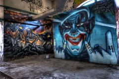 Joker (urban requiem) Tags: joker urbex urban exploration abandonn abandoned lost old decay derelict hdr 600d 816 sigma elsass alsace verlassen verlaten usine werk factory fabrik fabriek h usineh