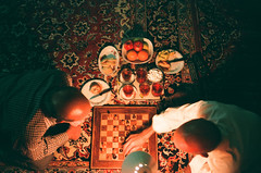 (maryam_mzadeh) Tags: light film fuji tea canonae1 نور چای پدر دایی