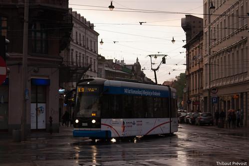 Tramway de Krakow