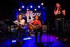 DSC05214 (NYC Guitar School) Tags: nycgs nyc new york city arlenes grocery rock guitar school performance showcase 2015 student 51615 plasticarmygirl samoajodha samoa jodha
