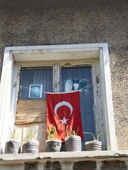 Window on the street, Istanbul (ashabot) Tags: windows turkey cities istanbul streetscenes