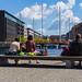 Copenhagen harbor - The Circle bridge