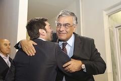 José Matos Rosa na comemoração do aniversário do partido, Distrital de Leiria