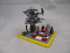 clockworks (bricksom) Tags: afternoon lego clockworks moc vignettes vigs