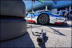 Boxenstopp 9 (Mickas Photografie) Tags: sony alpha 6000 ilce mickas photos mickasphotos ford performance gt lemans ecoboost chip ganassi racing team werke ag kln cologne niehl boxenstopp pitstop 66 gte pro stefan mcke