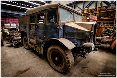_MTA5661.jpg (Moyse911) Tags: auto usa truck army photo amazing factory fuji tank sam jeep image military picture camion american militaire fou insolite vieux armee oncle urbex amricain hangars xt1 ancetre onclesamurbexauto