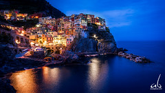 Seaside Beauty || Italy (anoopbrar) Tags: italy cinqueterre cinque terre seaside town twilight bluehour city nightlife longexposure photography amalficoast manarola explore beautiful artistic art hillside hills citylights landscape blue hour ocean building skyline downtown sunset sunrise landscapephotography cities nature outdoor night long exposure reflections foreground dusk architecture buildings urban