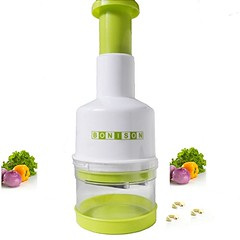 Sale-compact Handheld Onion Chopper, Garlic Squeezer, Ginger Slicer, Pepper Cut, Herbs Chop, Cheeses Chopper Masher-clearance-no Return (couponrainbow) Tags: cheeses chop chopper garlic ginger handheld herbs masherclearanceno onion pepper return salecompact slicer squeezer