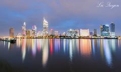 """Ti Yu Saigon""  (L Quyn | 01239.369.779 |) Tags: saigon hochiminh city skyline night long exposure nikond750"