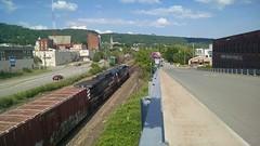 CSX Mohawk Sub., Little Falls, NY (CNYrailroadnut) Tags: littlefalls ny