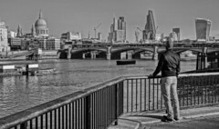 My City (Westhamwolf) Tags: city england sky london home saint thames river garden cathedral pauls walkie talkie