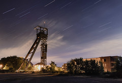 Startrails (tankredschmitt) Tags: astronomie lichteffekte nachtaufnahme nightscape oberhausen ruhrgebiet strichspur