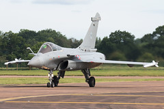 142_DassaultRafaleC_FrenchAirForce_FFD (Tony Osborne - Rotorfocus) Tags: dassault rafale rafalec french air force france royal international tattoo 2016 raf fairford