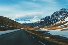 Not all those who wander are lost (Lucas Marcomini) Tags: road travel snow mountains nature clouds wonder landscape outdoors iceland nikon folk live exploring roadtrip wanderlust adventure explore indie hippie awe exploration ontheroad chill wander authentic dreamscape lucasmarcomini