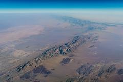 Eshdeger Range (Nicolas Willemin) Tags: flight inflight iran mountains desert dry landscape